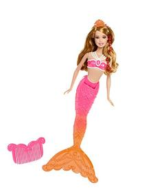 Barbie The Pearl Princess Mermaid Doll, Coral
