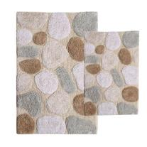 Pebbles 2pc Bath Rug Set