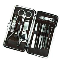 12PCS Pedicure / Manicure Set Nail Clippers Cleaner Cuticle