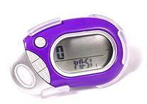 Pedusa PE-771 Tri-Axis Multi-Function Pocket Pedometer -