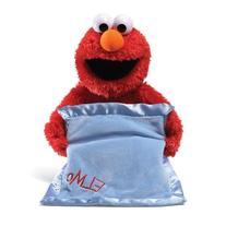 Peek A Boo Elmo Plush: Sesame Street's Muppet Says Over 12