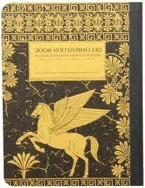 Pegasus Decomposition Book: College-Ruled Composition