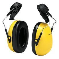 3M Peltor H9P3E Optime 98 Helmet Attachable Earmuff, Hearing