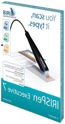 IRIS 457887 Executive 7 IRISPen USB Pen-Scanner