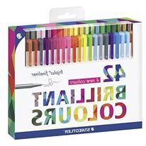 Staedtler Color Pen Set, 334C42 Set of 42 Assorted Colors