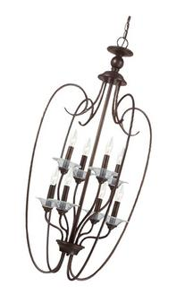 Sea Gull Lighting 51317-710 Pendant with Clear Glass