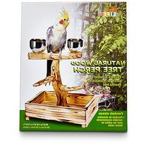 Penn-Plax Bird Tree Perch, 11-Inch