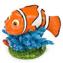 Penn Plax Finding Nemo Resin Ornament, 2-Inch Height