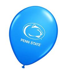 Penn State Nittany Lions Navy Blue 10-Pack 11'' Latex Party