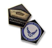 Pentagon / Air Force Challenge Coin
