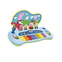 Reig Peppa Pig Character Keyboard With Figures And