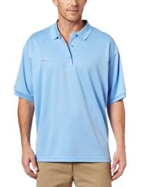 Columbia Men's Perfect Cast Polo, Light Blue, Medium