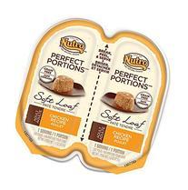 NUTRO PERFECT PORTIONS Adult Cat Soft Loaf Chicken Recipe