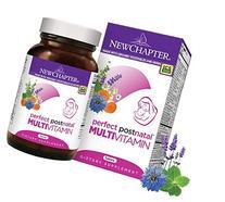 New Chapter Perfect Postnatal Vitamins, Lactation Supplement
