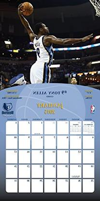 Turner Perfect Timing 2015 Memphis Grizzlies Team Wall