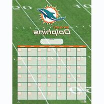 Turner Perfect Timing Miami Dolphins Jumbo Dry Erase Sports