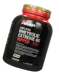 GNC Pro Performance AMP Amplified Wheybolic Extreme 60