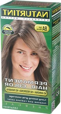 Hair Color-8A/Ash Blonde Naturtint 4.5 oz Liquid