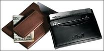Personalized Magnetic Money Clip/Card Case