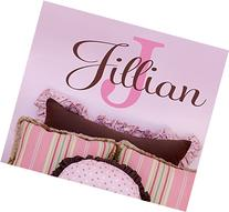 LucyLews Personalized Name Wall Decals