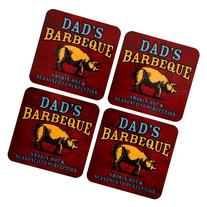 Personal Creations Personalized Smokin' Hot BBQ Coasters