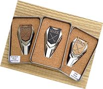 Personalized Wood Golf Ball Marker & Divot Tool Remover in