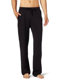 Daniel Buchler Men's Peruvian Cotton Drawstring Lounge Pant