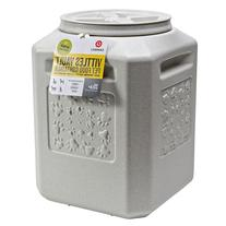 Vittle Vault Pet Food Container size: 35 Lb, White