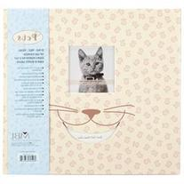 Pet Postbound Album 12X12-Cat