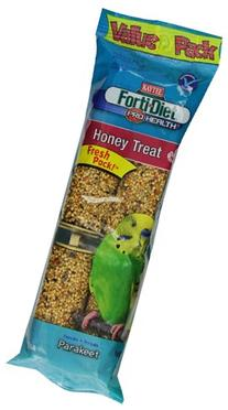 Kaytee Forti-Diet Pro Health Honey Bird Treat Sticks for