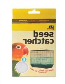 Prevue Pet Products Seed Guard Nylon Mesh Bird Seed Catcher