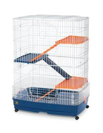 Prevue Pet Products SPV480 4-Story Ferret Cage, 31 by 21-