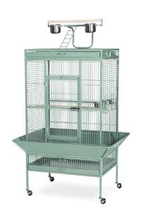 Prevue Pet Products Wrought Iron Select Bird Cage 3153SAGE,