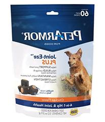 PetArmor Hip and Joint Eze Plus Dog Chewables, 60ct