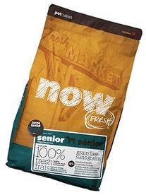 Petcurean Now! Fresh Grain Free Large Breed Senior Dog Food