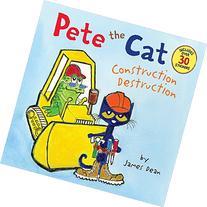 Pete the Cat: Construction Destruction