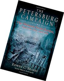 Petersburg Campaign, The: The Western Front Battles,