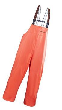 Grundens Petrus 116 Bib Pant - Orange - Medium