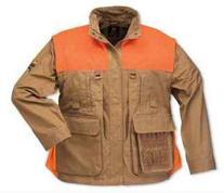 Browning Pheasants Forever Jacket,Tan/Blaze, Medium