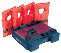 T-BAG, T Top Bag, Holds 4 PFD's