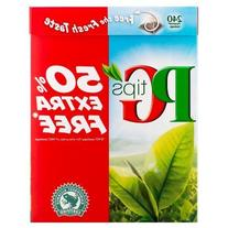 Pg Tips 240 Bags 2pk - 480 teabags total