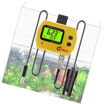 PH Monitor, RISEPRO Digital pH Temperature Monitor With