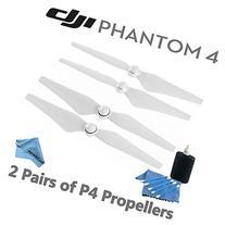 DJI Phantom 4 Propeller Package: Includes 2 Pairs of DJI