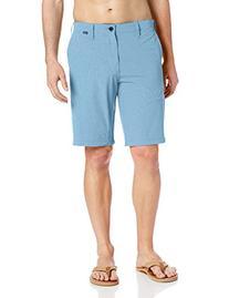 Hurley Men's Phantom Boardwalk Walkshort, Rift Blue, 34