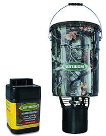 NEW! Moultrie 6.5 Gallon Pro-Hunter Bucket Style Hanging