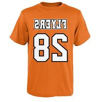 NHL Philadelphia Flyers Claude Giroux Name and Number S/S