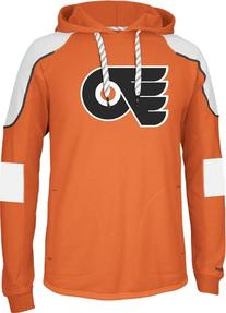 NHL Philadelphia Flyers Men's Edge Team Hooded Jersey,