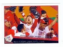 Philadelphia Phillies World Series Champions 2008 2009 Topps