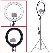 "Neewer Camera Photo/Video 18""Outer 14""Inner 600W 5500K Ring"