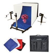 Polaroid Photo Studio Light Tent Kit, Includes 1 Tent, 2